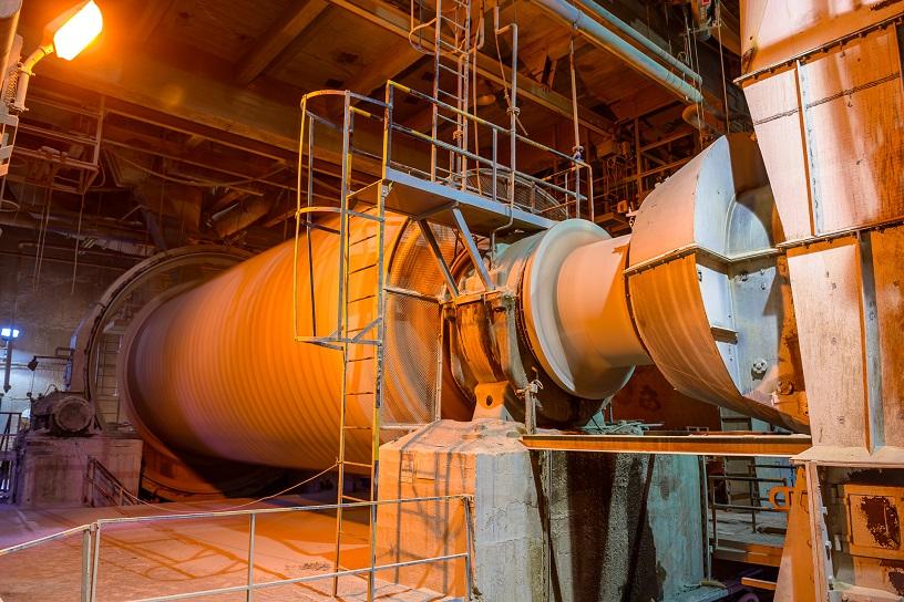 Beremendi gyár napjainkban   Duna-Dráva Cement Kft. - Magyarország